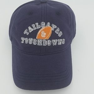 NWT Tailgates & Touchdowns football game day Hat